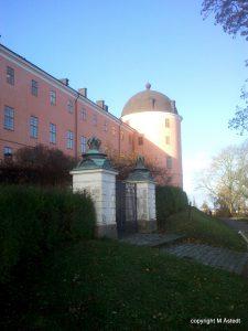 Uppsala slott, färgsättning